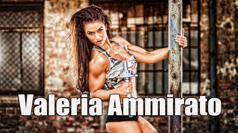 FemaleFitnessReset - Valeria Ammirato IFBB Bikini