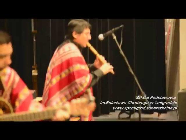 Muzyka andyjska Koncert Pro Musica 25.09.2014