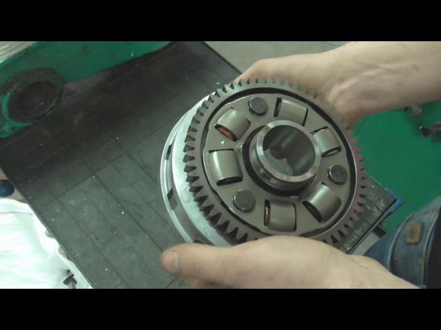 Муфта Suzuki DL1000 V-Strom