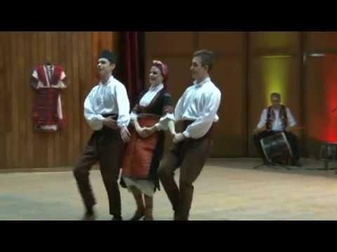 Ansambl Koco Racin - Sedenka