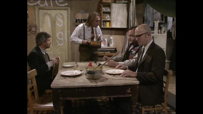Сериал Дно Bottom 2 сезон 5 серия 1992 год