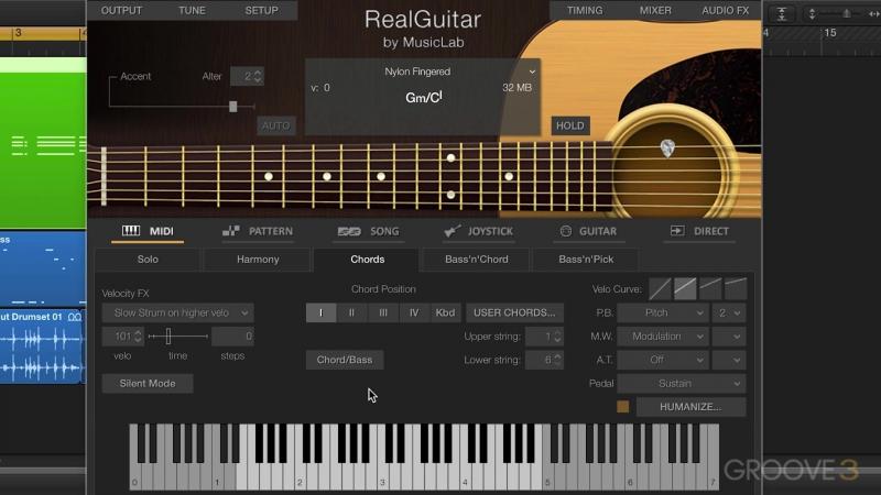 Groove3 - RealGuitar Explained