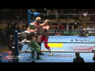 AJPW 01/02/2015 New Year Wars
