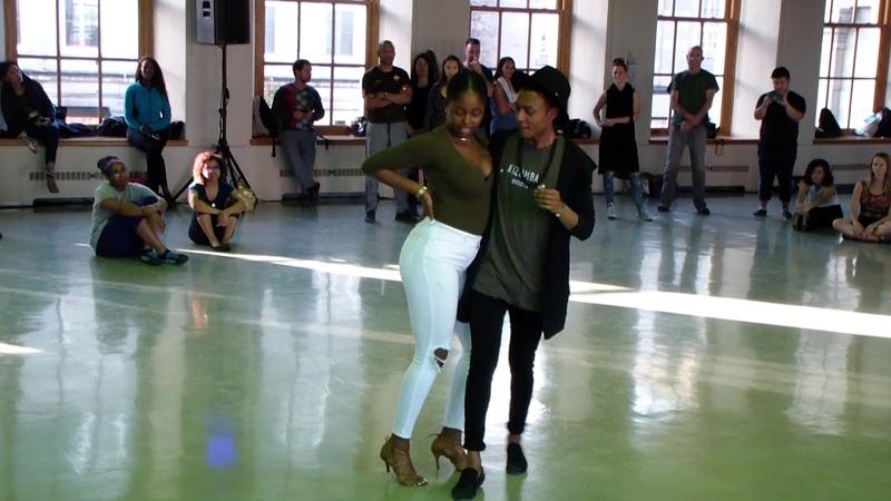 Montreal is Kizomba 2018 Pilou Tarah Let your soul dance