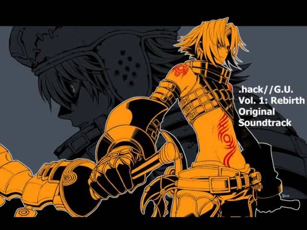 Hack G U GAME MUSIC OST Hulle Granz Cathedral