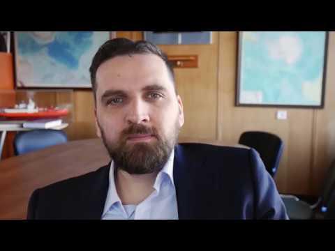 Видеоприветствие директора ААНИИ Александра Макарова