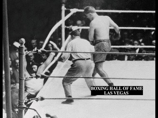 Jack Dempsey KOs Luis Firpo This Day September 14 1923 Retains Crown