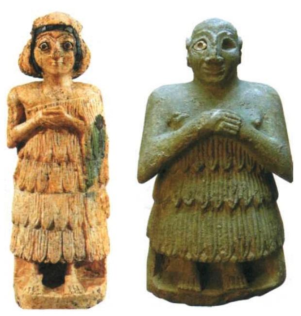 Субареи — начало истории Месопотамии, изображение №10