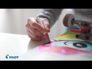 Pilot pintor - paint marker