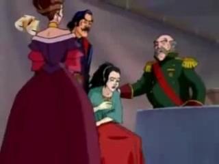 Принцесса Сисси 4 серия