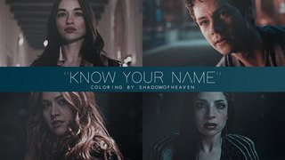 """Sony Vegas coloring #13 - """"Know Your Name"""""""