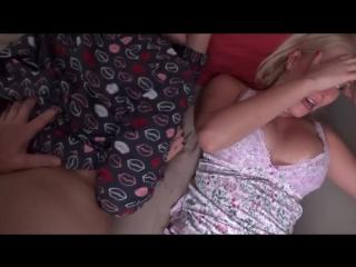 [family therapy] natasha nice, vanessa cage - family sleepover