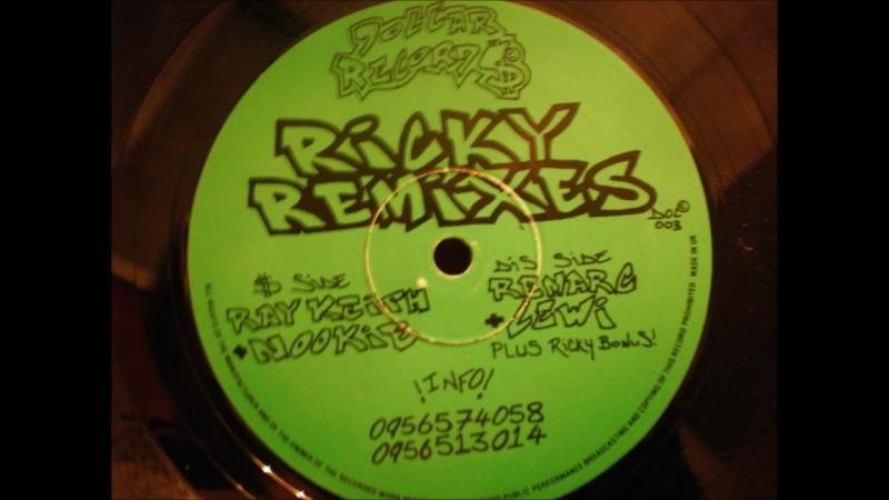 Remarc ★ lewi ★ ricky ★ rickys bonus mix