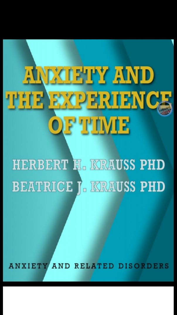 anxiety and the experience of time