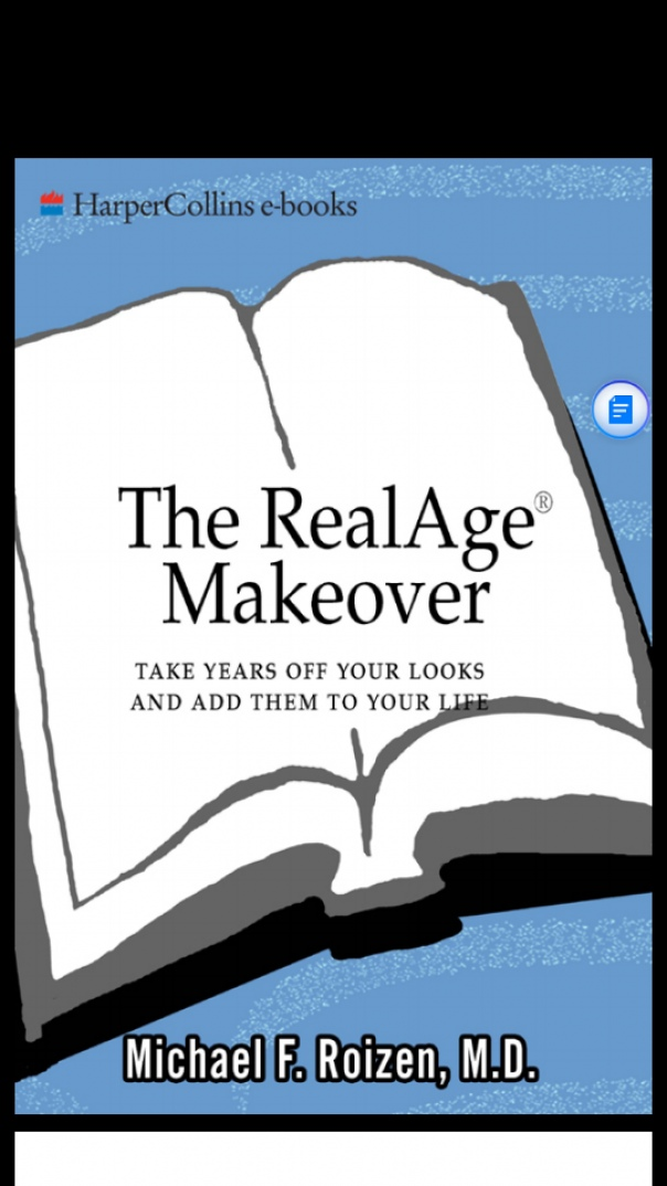 The RealAge Makeover Take Years
