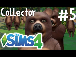 BEAR PARTY! | The Sims 4: The Collector Ep. 5