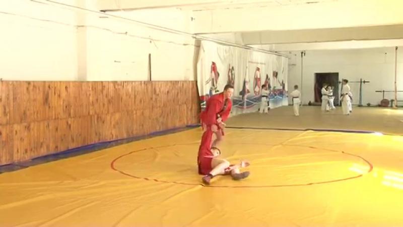 На очередную тренировку воспитанники Армена Варданяна пришли целым призовым квартетом [Low, 480x360]
