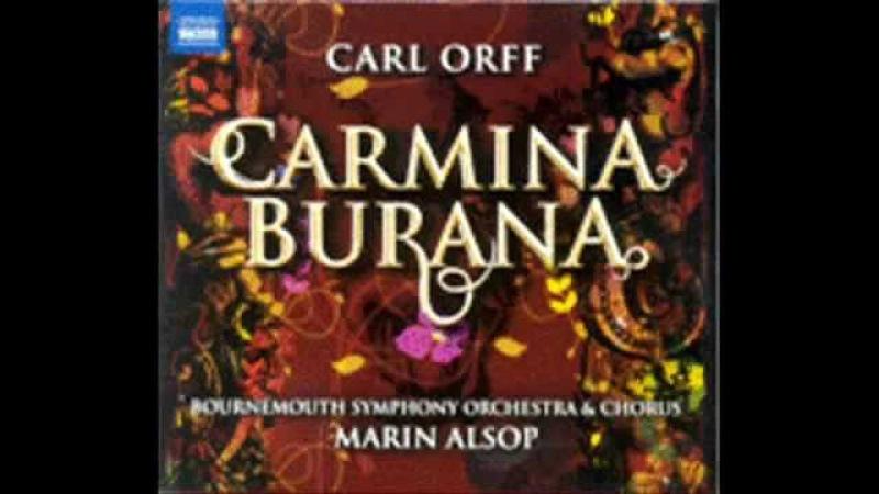 Baris Balci- Carmina Burana - Carl Orff