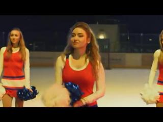 Марина и Настя-танцевальный батл(молодежка)