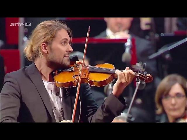 David Garrett Csárdás by Vittorio Monti Milano 30 05 2015