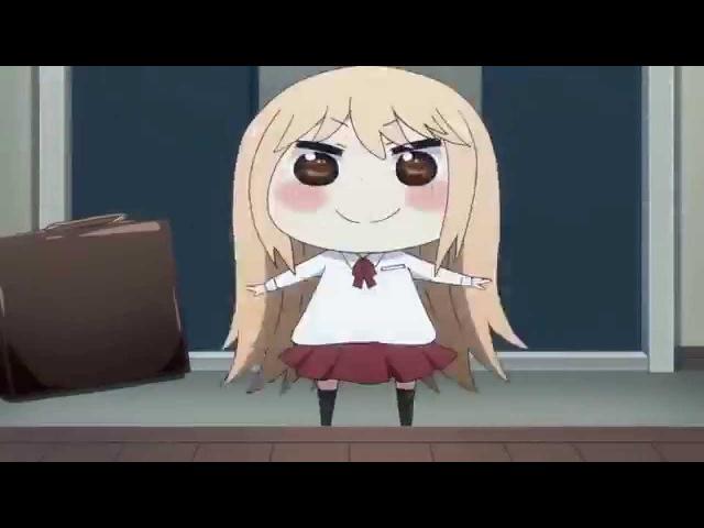 Двуличная сестрёнка Умару чан Himouto Umaru chan Аниме Прикол