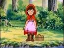 Le petit chaperon rouge - Dessin animé
