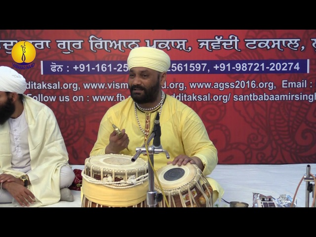 Gurmat Sangeet Workshop 2017 Ustaad Sukhwinder Singh ji Pinky