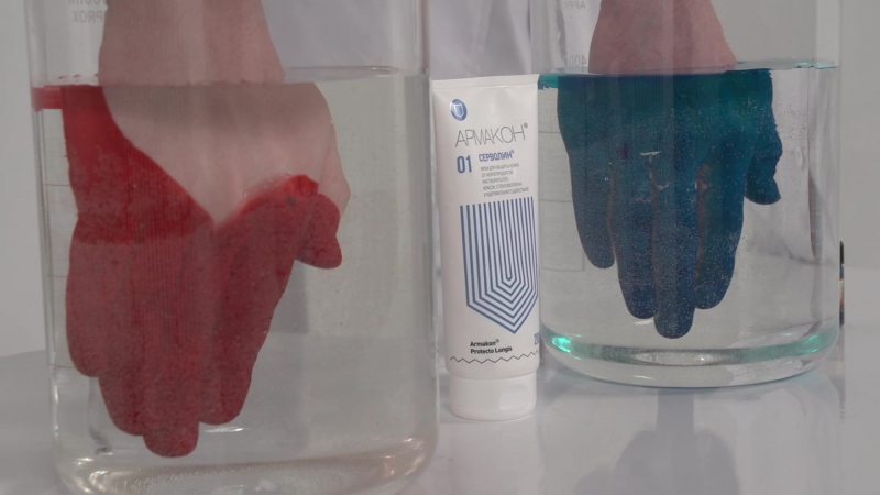 АртНаука тест крема для защиты кожи