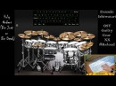 Daisuki Ishiwatari Holy Orders Be Just or Be Dead OST GGXX Reload VirtualDrumming Cover
