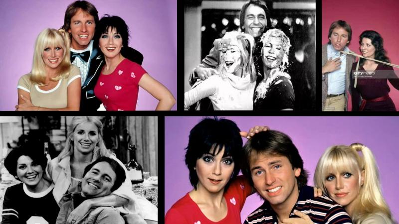 Трое – это компания Threes Company (05 сезон 09 серия) (1977) Впервые в России