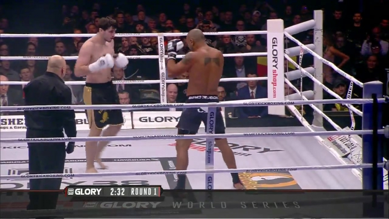 Артём Вахитов - Сауло Кавалари 3 Artem Vakhitov vs Saulo Cavalari III. Glory 38