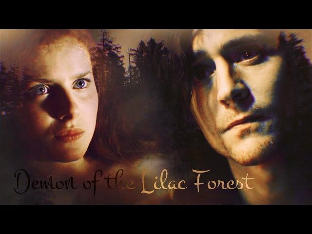 Demon of the Lilac Forest Демон Сиреневого леса