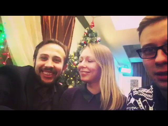 Интервью Свидание С Закрытыми Глазами от SmirnovOnAir для Liquid Flash