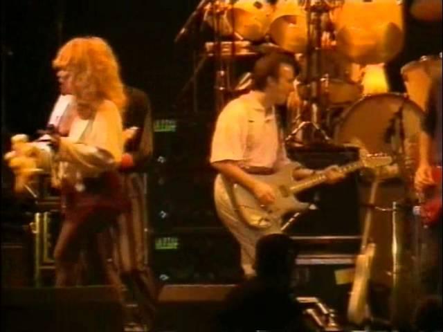Eric Clapton Tina Turner Tearing Us Apart Live Prince's Trust 1986