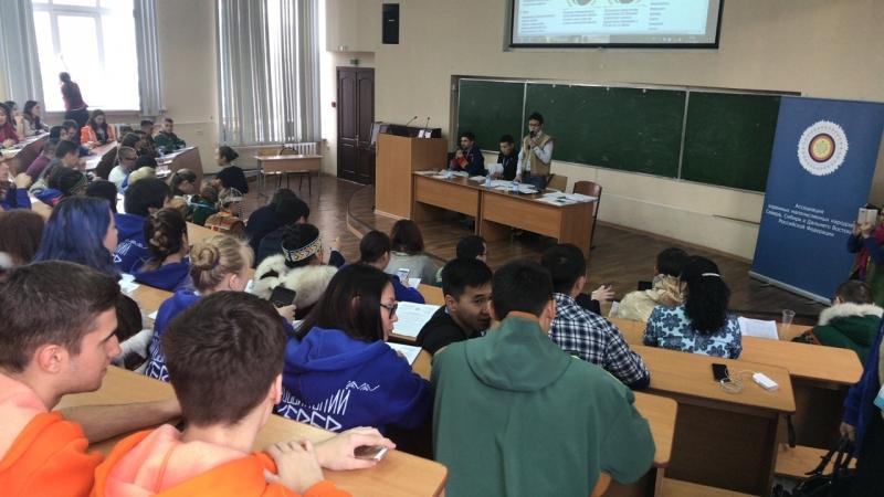 Расширенное заседание Молодёжного совета Ассоциации КМНСС и ДВ РФ г Красноярск