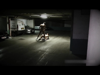 [ericvideos]dylancox pounds jimmy in a parking lot trailer #gay #porn #bareback #public