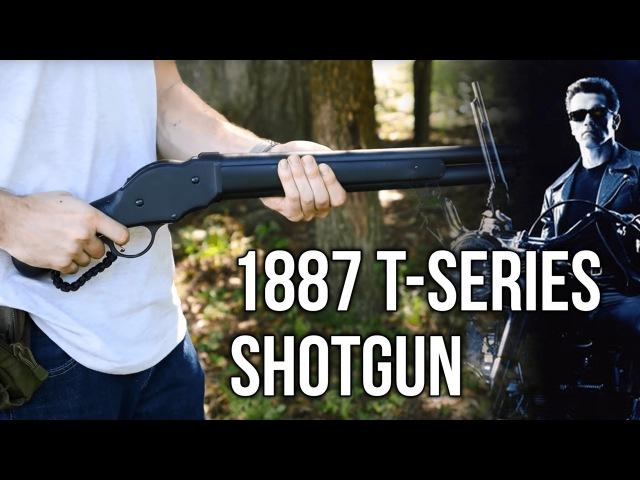The Chiappa 1887 T Series Shotgun