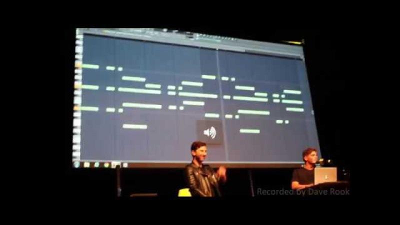 Martin Garrix Masterclass Full ADE Sound Lab XL 18 10 17 @ DeLaMar Theater