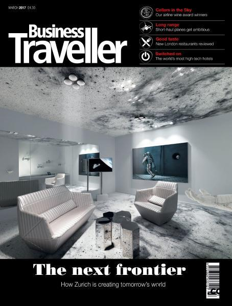 Business Traveller UK March 2017