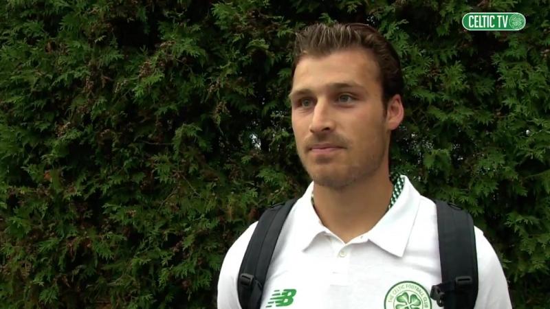 Erik Sviatchenko speaks to CelticTV in Austria
