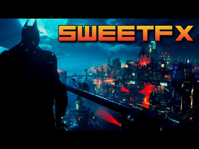 Как установить Sweetfx в любую игру Обзор ReShade 3 0
