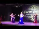 Tesliuk Tetiana on Garem festival 2017 - tabla solo improvisation 6778