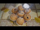 Кексы маффины на кефире с ягодами