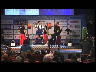 Dmitry Ivanov: greatest squat in IPF history 460kg!