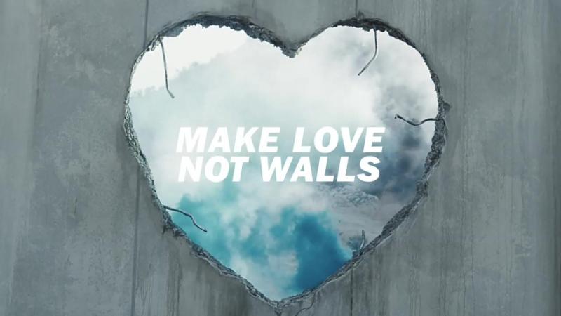 Make Love Not Wars Дэвид Лашапель для Diesel Сергей Полунин