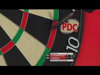 Raymond van Barneveld vs David Cameron (PDC US Darts Masters 2017 / Round 1)
