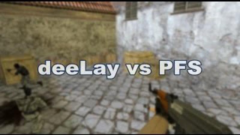 DeeLay vs PFS