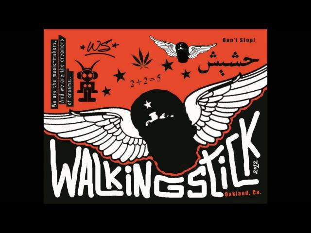 DJ Walkingstick's Mixtober08 2008