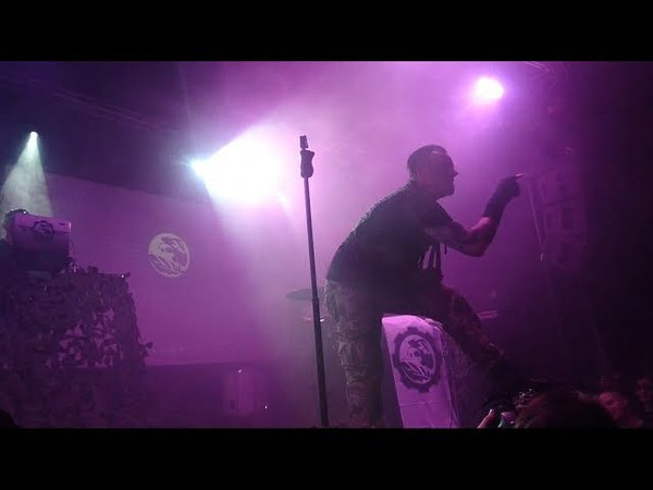 Funker Vogt - Bloodbrother (Live In Moscow 2018)