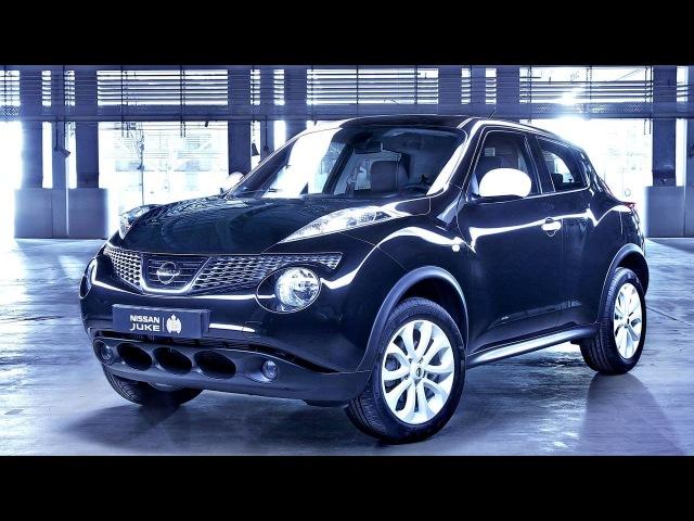 Nissan Juke Ministry of Sound YF15 '2012